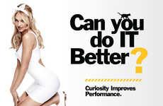 Seductive Information Technology Ads