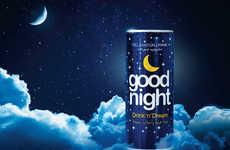 Relaxing Nighttime Drinks