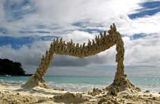 24 Striking Sand Castle Creations