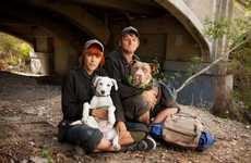 Homeless Pet Photography