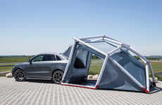 Inflatable Auto Campers