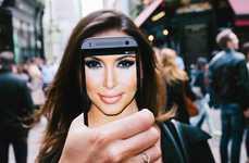 Mock Celebrity Selfies