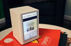 Photo Storage Cubes