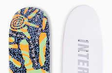 Mixed-Medium Skateboards