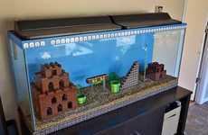 Nostalgic Gamer Aquariums