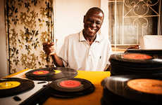 Record Collector Photography