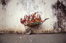 100 Street Art Murals