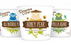 Illustrative Yogurt Packaging