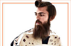 Bearded Hipster Editorials