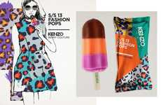 35 Fashionable Ice Cream Innovations