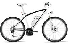 74 Examples of Electric Bicycles