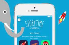 15 Storytelling Apps for Kids