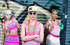 55 Raver-Themed Fashion Examples