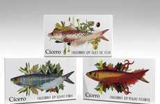 Artful Seafood Branding