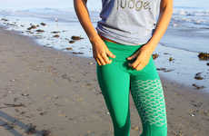 35 Flamboyant Workout Clothes