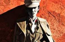 47 Militant Fashion Styles