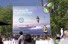 22 Live Billboard Ads
