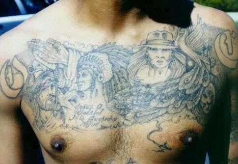 Prison Tattoos 10