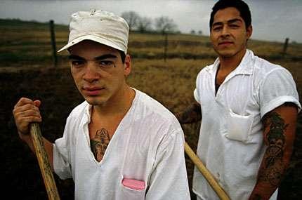 Prison Tattoos 4
