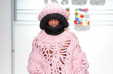 36 Oversized Knit Fashions