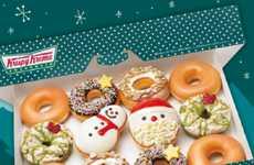 30 Festive Junk Food Examples