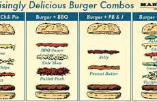 Mouth-Watering Burger Graphics