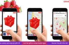 Mobile Gift Transactions