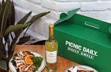 Pre-Packed Picnic Kits