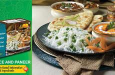 Frozen Indian Feasts
