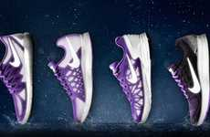 Reflective Winter Running Shoes
