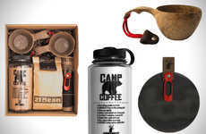 Gourmet Camping Boxes