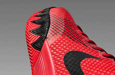 Youth-Focused Basketball Shoes