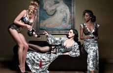 Burlesque Lingerie Lines