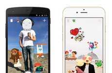 Sticker Messanger Apps