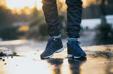 Rugged Performance Sneakers
