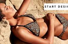 Customizable Body-Conscious Swimsuits