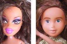 Drastic Doll Make-Unders
