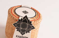 Sustainable Rice Packaging
