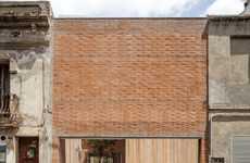 Boxy Brick Abodes