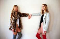 Sibling Dress-Up Editorials