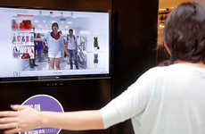 Interactive Dressing Rooms