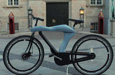 Automotive E-Bike Designs
