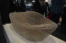 3D-Printed Loungers