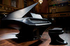Streamlined Musical Instruments