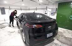 Electric Car-Charging Lots