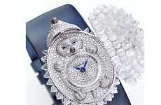 Discreet Diamond Timepieces