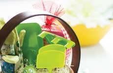 Potted Easter Baskets