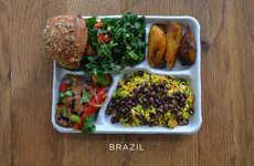 International School Lunches