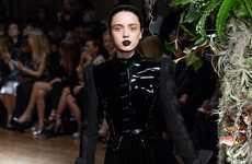 Dramatic Goth Fashion