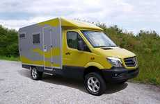 Rugged Expedition Vehicles